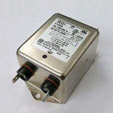 Corcom 3EQ1 F7258 Low Leakage EMI RFI Filter, 3A @ 125V 250V AC 50/60 Hz
