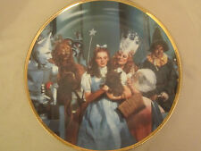No Place Like Home collector plate Wizard Of Oz 50th Anniversary Blackshear