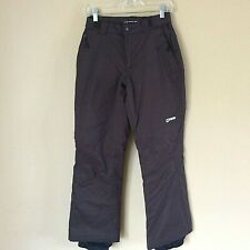 ORAGE Ski Snowboard Snow Pants Women's Brown Insulated - Size S