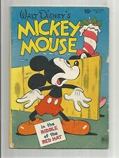 FOUR COLOR COMIC #79 - Grade 4.0 Featuring Golden Age Mickey Mouse!!