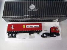 Matchbox Platinum Edition Scuderia Ferrari Tractor Trailer