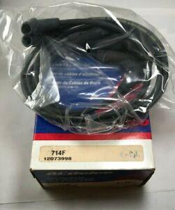 ACDelco 714F Spark Plug Wire Set SMP 7445 Fits 87-91 Buick Oldsmobile Pontiac l4