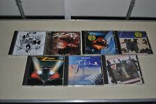ZZ Top - 7 CD`s Hard Rock