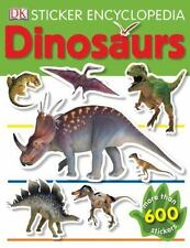 Sticker Encyclopedia: Dinosaurs - Acceptable - DK - Paperback