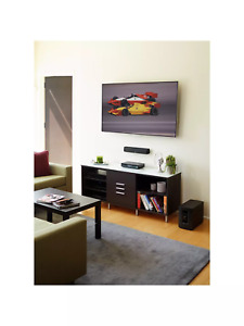 bose cinemate 120 soundbar wall bracket mount lifestyle theatre sound bar