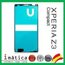 ADHESIVO PANTALLA SONY XPERIA Z3 COMPACT MINI D5803 PEGATINA FRONTAL DELANTERO