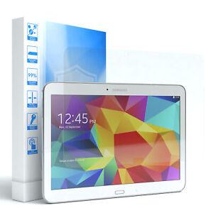 """Für Samsung Galaxy Tab 4 10.1"""" Schutzfolie Schutzglas Displayschutzfolie Glas"""