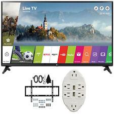 "LG 43"" Class Full HD 1080p Smart LED TV 2017 Model 43LJ5500 Wall Mounting Bundle"