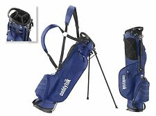 CaddyTek Golf Sunday Bag with Stands, CaddyLite 3.5, Blue