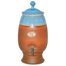 NEW Ceramic Water Filter with Fluoride cartridge - Starry Blue & Matt Brown