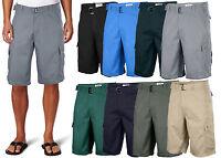 OTB Men's Cotton Twill Cargo Shorts with Belt (10 colors) original ,SALE! !!