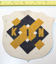 Kinsmen Club Canada Patch Badge