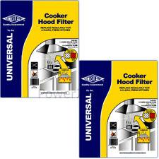 Philips universel pour hotte de cuisinière hotte filtre à graisse 114 x 47cm coupé à la taille uk