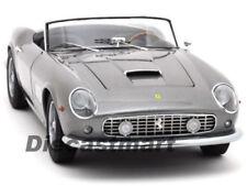 Artículos de automodelismo y aeromodelismo grises Hot Wheels Ferrari