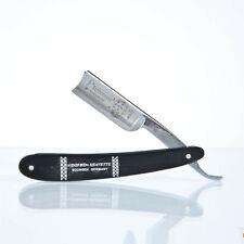 DOVO Rasiermesser-Shavette Barbarossa Ebenholz straight razor ebony 45581