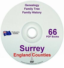Family History Tree Genealogy Surrey