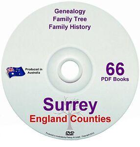 Family History Tree Genealogy Surrey