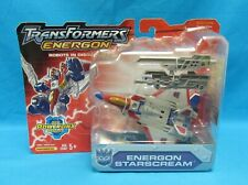 Hasbro Transformers Energon Combat Class Starscream 2004 New on Card