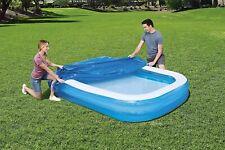 Bestway 305 x 183 x 56cm Swimming Pool Abdeckung Abdeckplane Überdachung