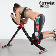 8xtwist Bench Bauchmuskeltrainer Fitness Sport