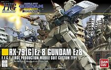 BANDAI HG 08th MS Team 1/144 RX-79 [G] Ez-8 Gundam Ez8 HGUC 181589 US Seller USA