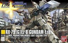 BANDAI HG 08th MS Team 1/144 RX-79 [G] Ez-8 Gundam Ez8 HGUC 181589 US Seller USA