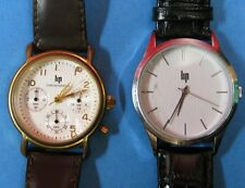 montre Lip et chronomètre Lip, vintage, B/27/12/16