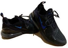 Nike Air Max 270, Black, Size 6.