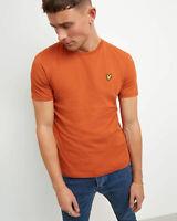 Lyle and Scott Men Crew Neck T-Shirt - Cotton