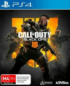 Call of Duty Black Ops Ps4 Aus Game