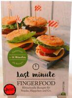 Last Minute Fingerfood Kochbuch Blitzschnelle leckere Rezepte Snacks und Co (37)