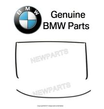 For BMW E36 3-Series M3 Set of Rear Upper & Lower Windshield Moulding Trim Seals
