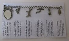 1 Antique bronze charm bracelet inspired by Harry Potter Philosophers Stone Set2