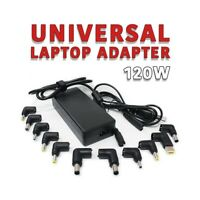 ALIMENTATORE UNIVERSALE LAPTOP NOTEBOOK 120W LENOVO HP DELL ASUS SONY SAMSUNG-