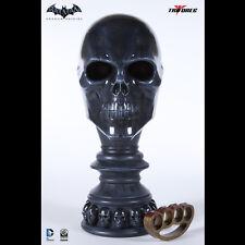 TRIFORCE Batman Arkham Origins Black Mask Arsenal Prop Replica SEALED NEW