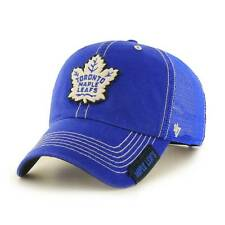 NHL Toronto Maple Leafs Turner Clean Up Adjustable Hat One Size Fits All Royal