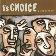 Paradise in Me by K's Choice CD Original Used Mint Fast Shipping Visit Store