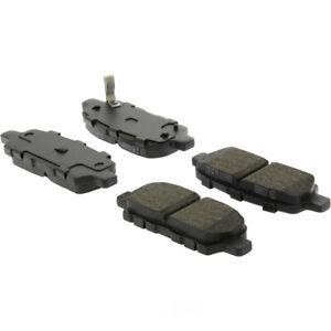 Disc Brake Pad Set-C-TEK Ceramic Brake Pads Rear Centric 103.09050