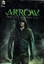NEW 15 DVD SET / THE ARROW - SEASONS 1 + 2 + 3 // DC COMICS -