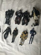 neca action figure lot-  Loose Figures- Lightly Used.