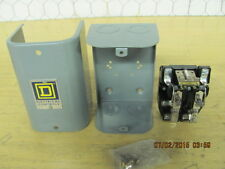 Square D 9991 UE-1 Enclosure, Potter & Brumfield PRD11DYO Relay