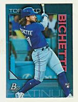 2020 Bowman Platinum #78 BO BICHETTE RC Rookie Toronto Blue Jays QTY AVAILABLE
