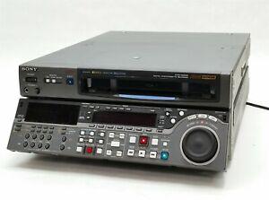 Sony DVW-M2000 Digital Betacam Studio Videocassette Recorder Player Hrs. 36148
