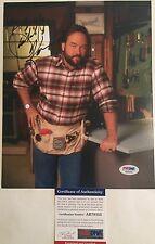 Richard Karn Actor Autographed Home Improvement 8x10 Photo PSA/DNA COA