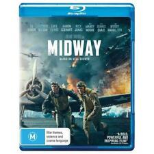 Midway Blu-ray BRAND NEW Region B