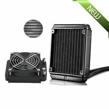 PC Computer Radiator Water Cooling Cooler for CPU LED Heatsink 90mm Aluminum VP