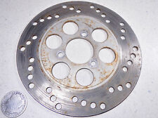 84 HONDA ATC200X REAR BRAKE DISK DISC ROTOR 3.82 mm