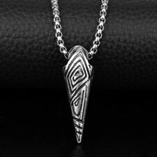 US! 2018 New Movie DC Marvel Comics Black Panther Etched Claw Chain Necklace HOT