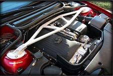Front Engine Upper Strut Tower Bar Brace 2 Points for BMW E46 3 Series M3 98-07