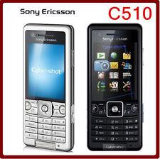 C510 Original Sony Ericsson C510a 3.2MP Bluetooth Arabic Russian Keyboard